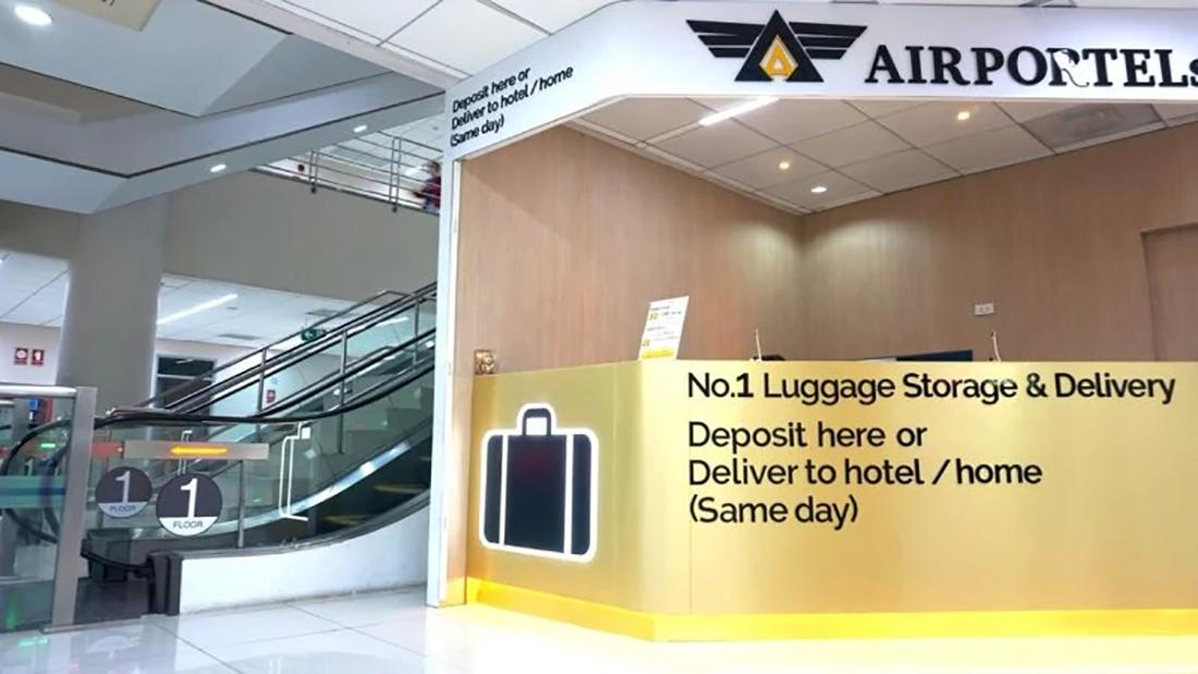 에어포텔(AIRPORTELs) 돈므앙 공항 (DMK) 위치